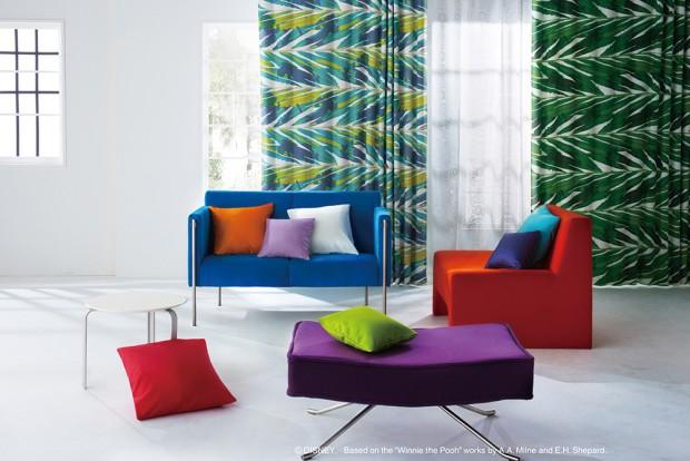 部屋の色 イメージ