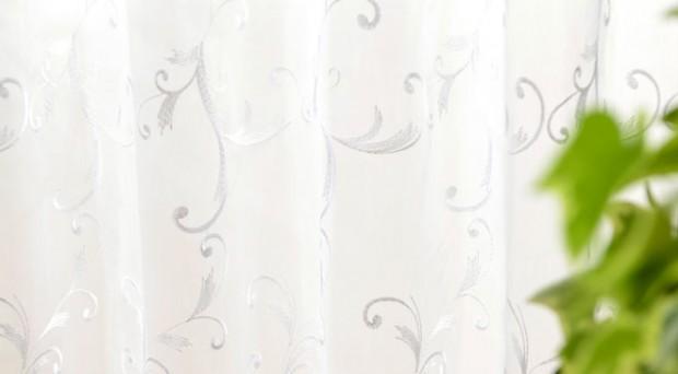 唐草高級刺繍レースフィナ