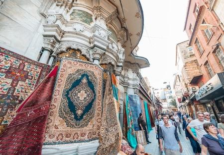 トルコの街並み