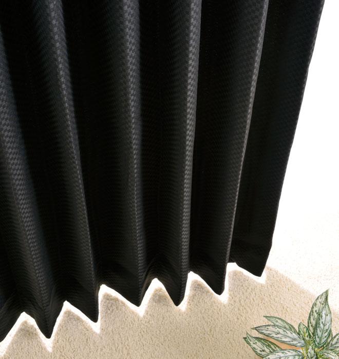 黒系(ブラック)カーテン セレス