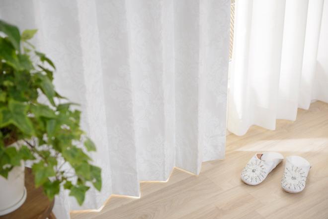 完全遮光、断熱、防音を兼ね備えた究極の省エネカーテン