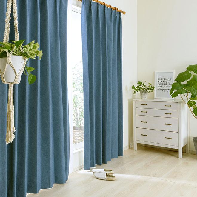 おすすめ寝室カーテン人気ランキング2位 モニカの商品詳細