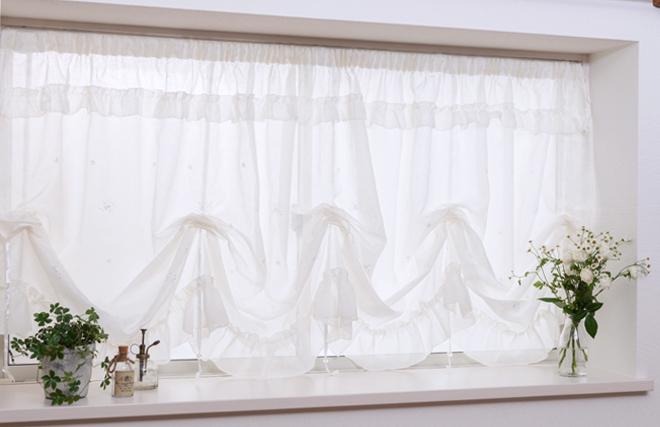 バルーンシェードカーテンイメージ画像
