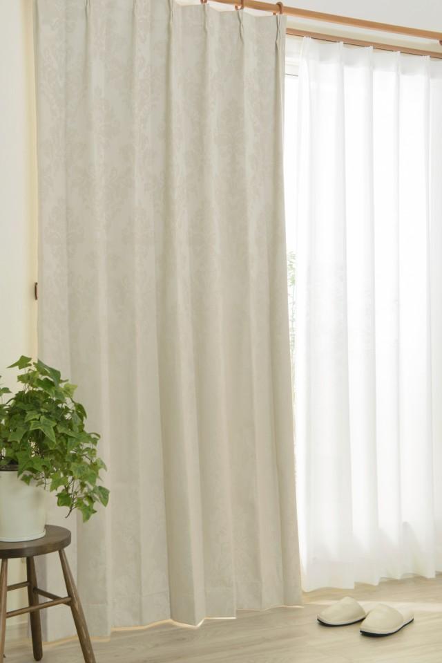 裏コーティング加工を施した高機能カーテン