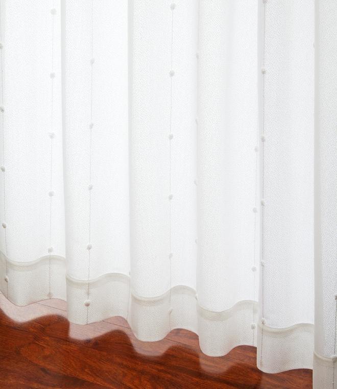 洗えるUVカットカーテン
