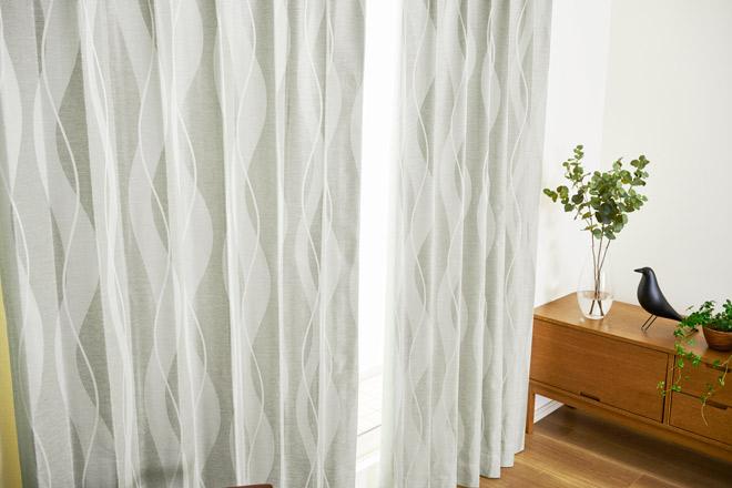 おすすめ寝室カーテン人気ランキング7位 ルーンの商品詳細