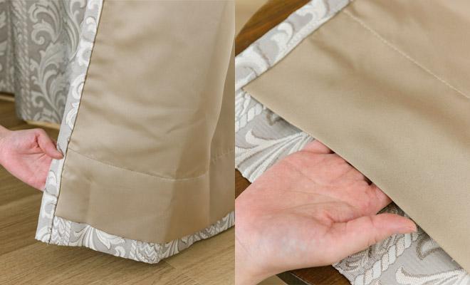 おすすめ寝室カーテン人気ランキング4位 ジュノーの商品詳細
