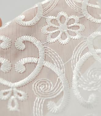 トルコ刺繍レースカーテン人気ランキング1位 ノーブルの商品詳細